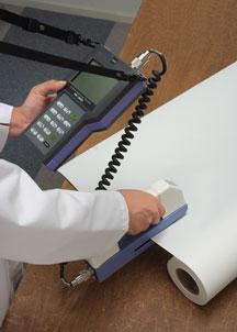 kett paper moisture meter at labelexpo 2014