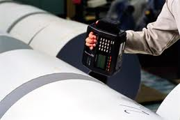 NIR portable moisture meter