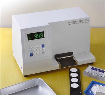 Kett's New C130 Advanced Instant Powder Whiteness Tester