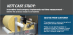 moisture measurement real time case study