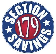 179 savings for test equipment