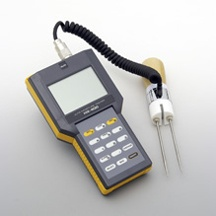 agricultural moisture meter
