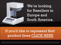 Kett Distributors in EU and South America